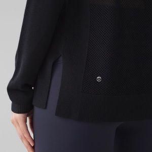 lululemon athletica Sweaters - NWT Lululemon Well Being Sweater